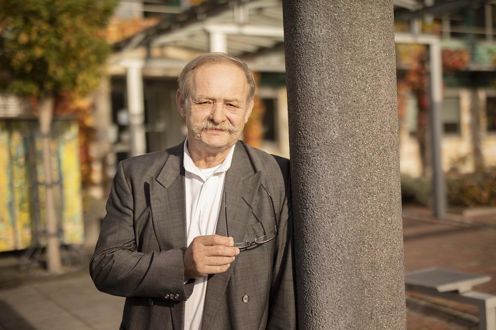 Stadtrat Gerhard Hoffmann