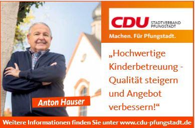 Stadtrat Anton Hauser