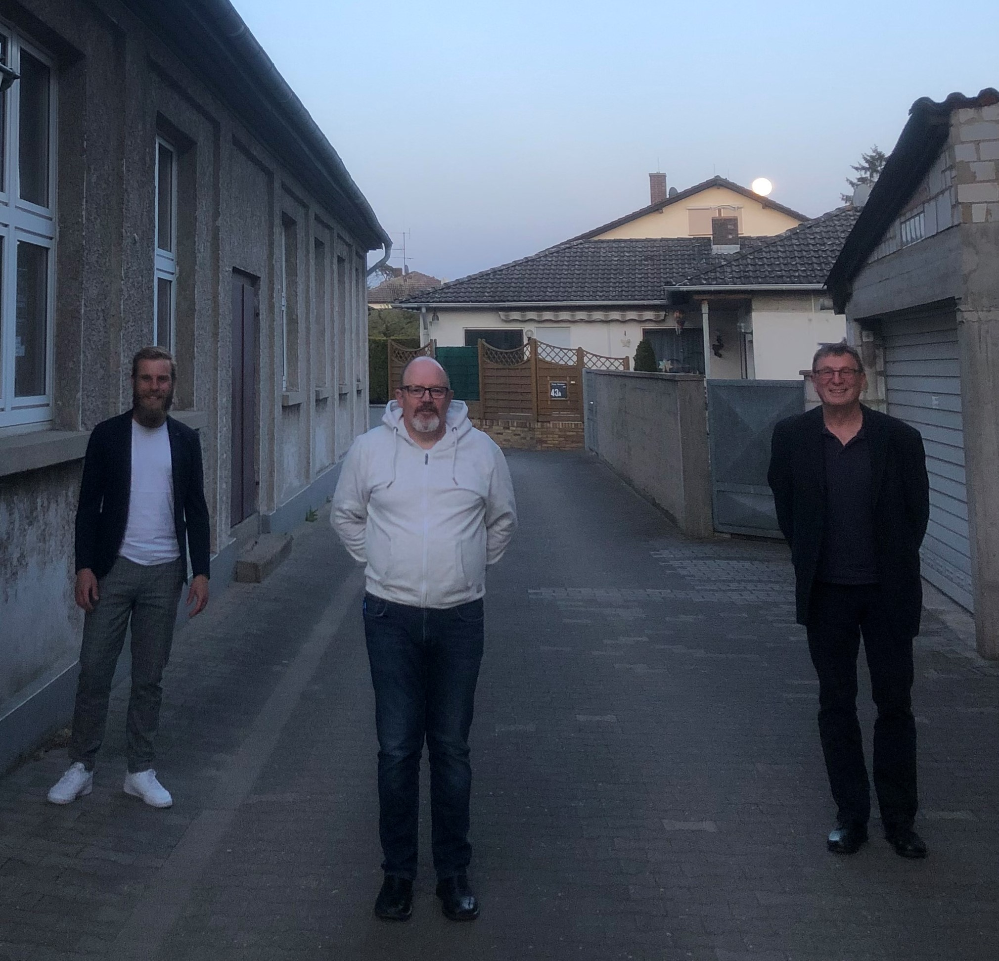 Maximilian Schimmel, Udo Stoye, Klaus Marake